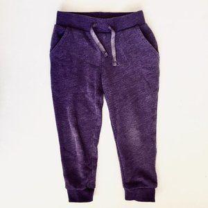 Jumping Beans Softest Fleece Purple Sweatpants